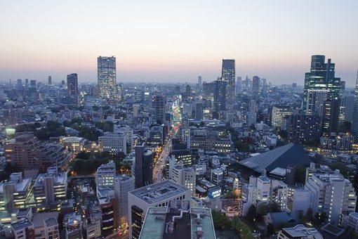 地方移転税制の説明イメージ東京